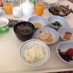 エルセラーン大阪 - 2016-05-01 和食で