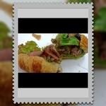 50432570 - ローストビーフと野菜たっぷり
