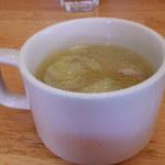 キッチンゴン - スープ