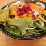 キッチンゴン - サラダ