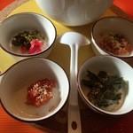 スプリングノート - 春とんぼ麺のセット