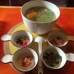スプリングノート - 春とんぼ麺