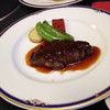 千寿 - 料理写真:コースのフィレステーキ
