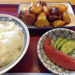 奈良秋篠食堂 -