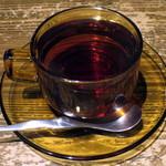 Taimupisukafe - 紅茶≪HOT≫(ランチメニューのセットドリンク)