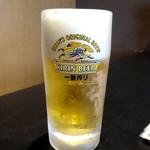 四季ボウ坊 - 生ビール