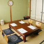 にし野 - 2階個室