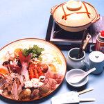 にし野 - 鍋料理3000円~