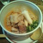 麺肴 ひづき - 限定メニュー 担々冷麺 800円
