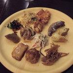 里山の食卓 by ソルビバ - 食べ放題なので少しずつ・・・・