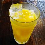 ハバナ食堂 - オレンジジュース