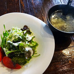 ハバナ食堂 - スープ&サラダ