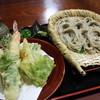 そばや清兵衛 - 料理写真:天ぷらそばセット