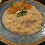 ラ・カーム - チーズクリームポテト