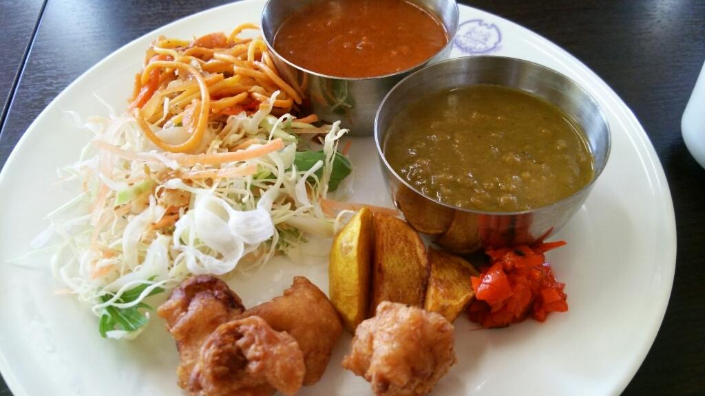 アジアン・ネパール・インドレストラン カトマンズ 南浅間店