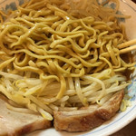 らーめん 陸 - 乳化したスープの豚エキスと煮豚の味が素晴らしい