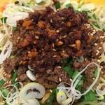 紅虎餃子房 - たんたん麺アップです。