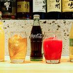 コカ・コーラ / ジンジャーエール