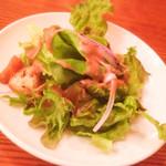 イル ポネンティーノ - サラダ