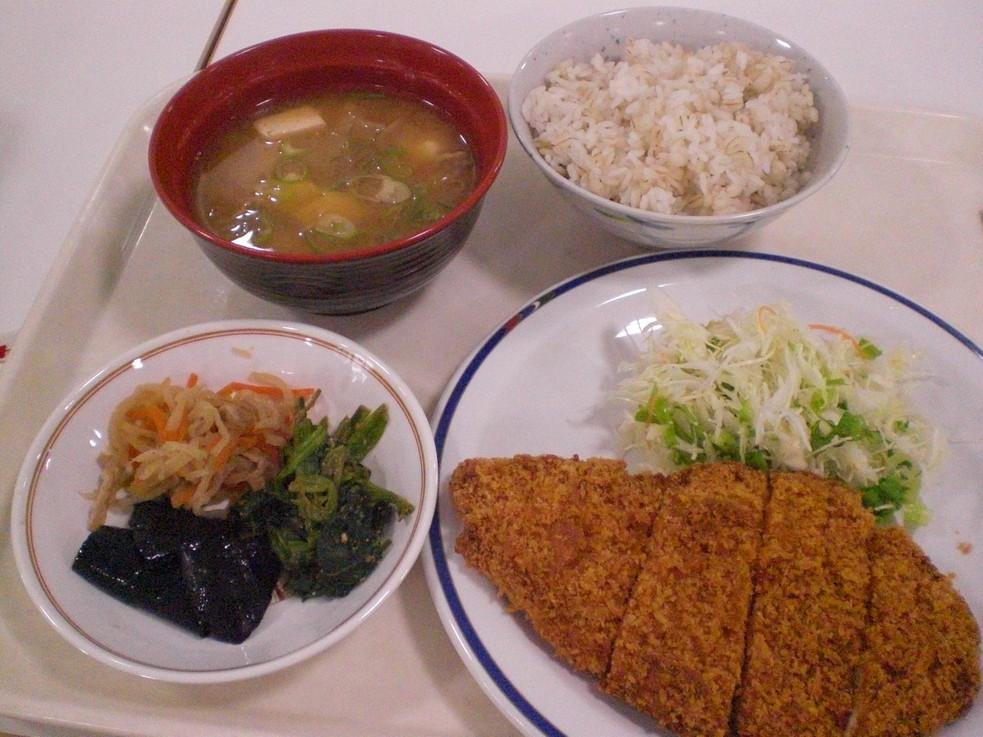 東京海洋大学 生協食堂