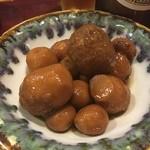 梅林 - 里芋の煮っころがし