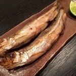 大寿司 - 柳葉魚