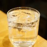 焼とり よね田 - 日本酒(たぶん)