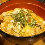 焼とり よね田 - 親子丼(600円)