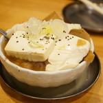 焼とり よね田 - 煮込み豆腐
