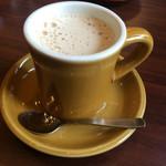 ブラウン珈琲 - カフェオレ