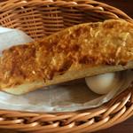 ブラウン珈琲 - アーモンドトーストセット
