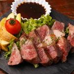 グラムキッチン - リブロースステーキ