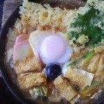 七味家 - 料理写真:味噌煮込みうどん