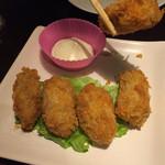 ゆらり - 牡蠣フライ