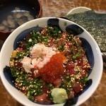 鮨処 佐助 - 海鮮まぶし丼