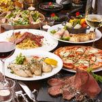 グラムキッチン - 新緑・宴会コース