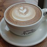 ネイバーフッド アンド コーヒー - バニララテ