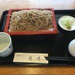 浅川 - 満天せいろ(830円)