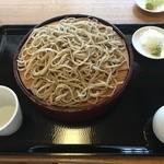 浅川 - 金砂郷蕎麦(880円)