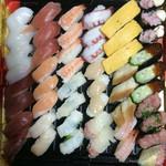 50457080 - まだまだお寿司(≧∇≦)