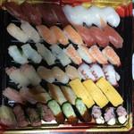 50457081 - 沢山のお寿司(≧∇≦)