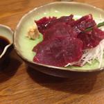 玉手寿司 - 料理写真:ぐじらの刺身