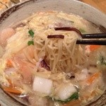 悠悠 - 16/4/29 海鮮麺