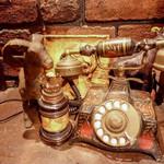 Bistro ひつじや - 古い電話