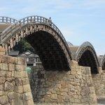 5046245 - 旅館の近くにある錦帯橋は旧藩主の吉川広嘉が考え出した日本三奇橋の一つだそうです。