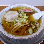 ラーメン太七 - ラーメン(600円)