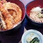 Tempurahisago - 春の海老祭り天丼(16-05)