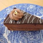 赤ずきん - 生チョコケーキ