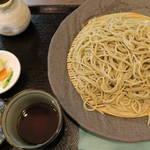 むつみ屋 - 料理写真:せいろ大盛り900円