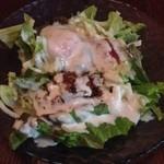 たいよう食堂 - タコスサラダ。